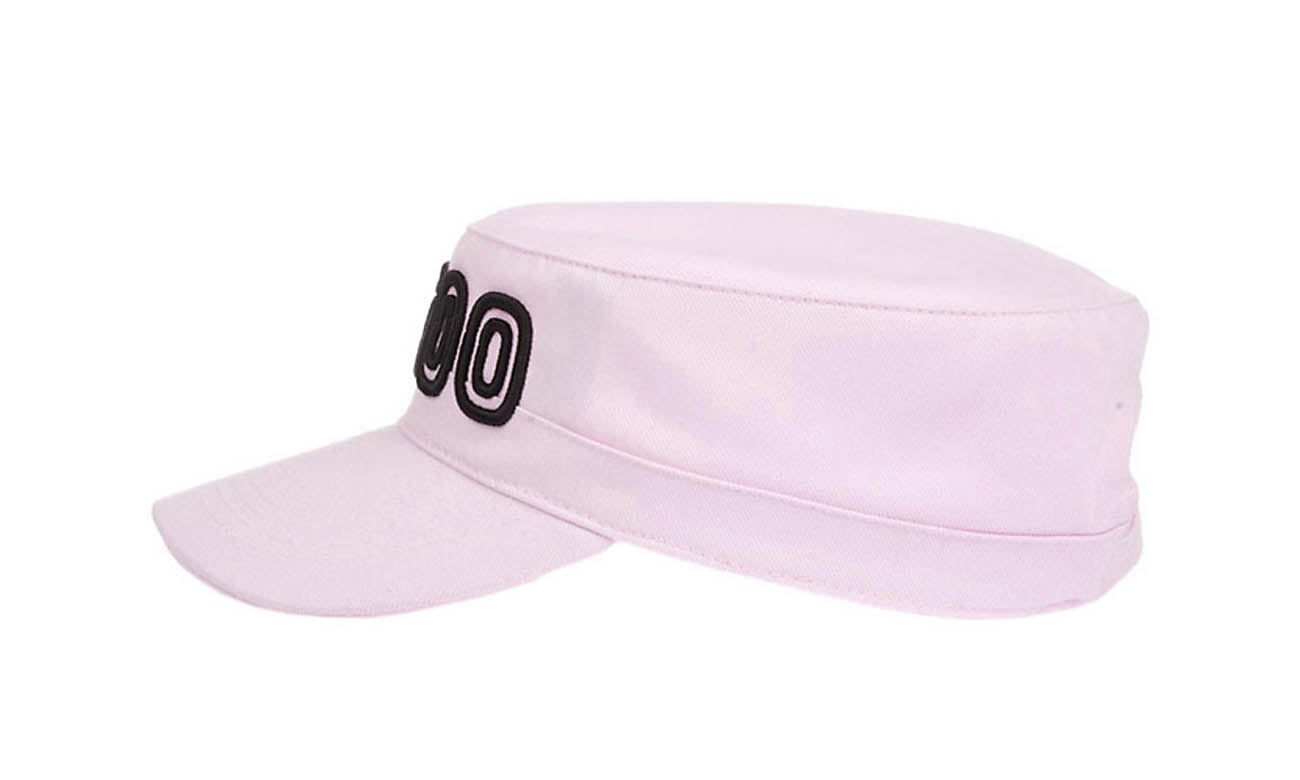 Armycaps T-500 Rosa Seitlich Rechts