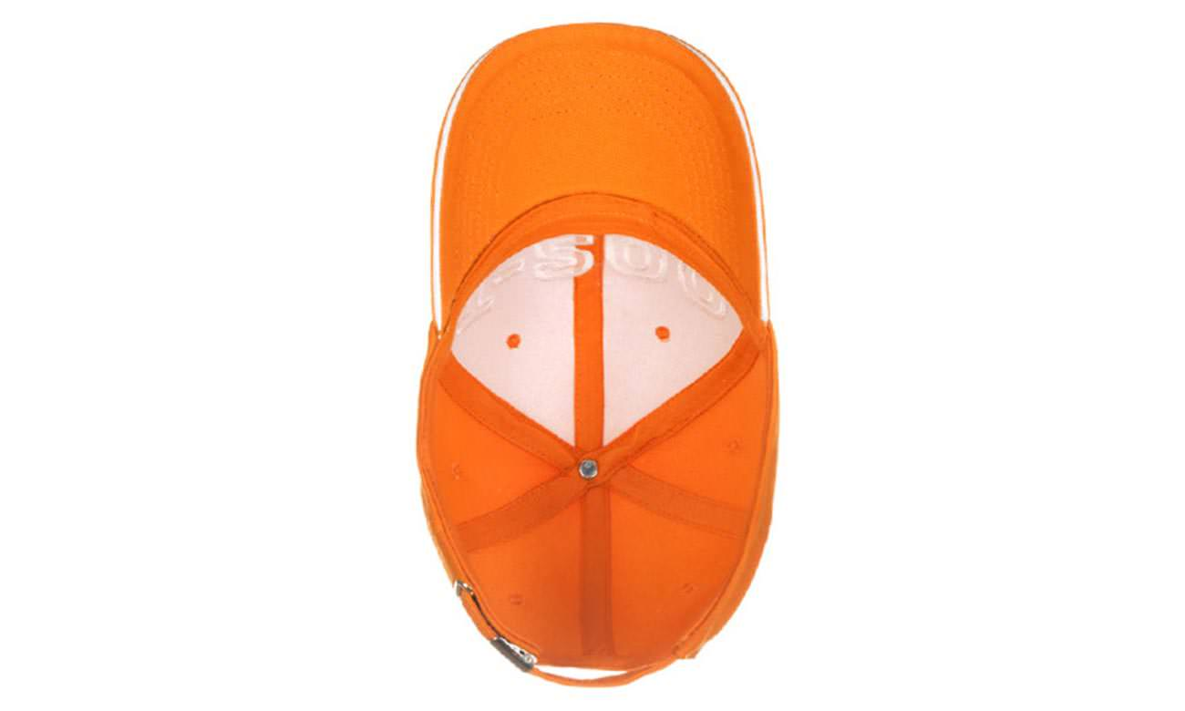 Baseballcaps T-200 Orange Unten