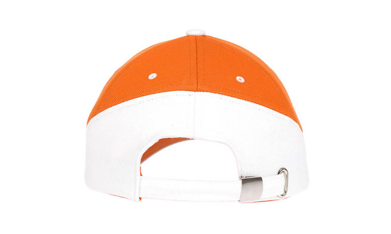 Caps T-280 Orange Hinten