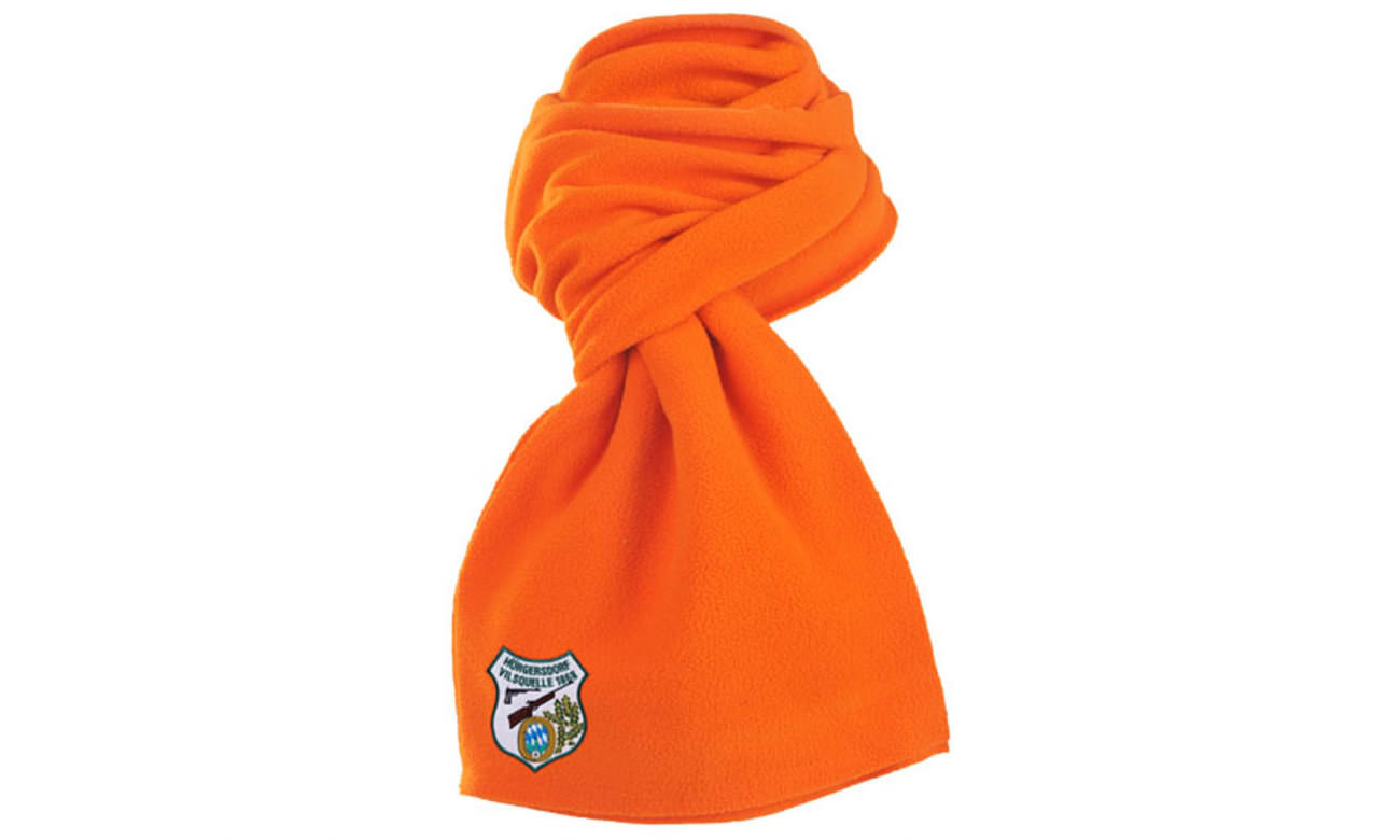 Fleece-Schals ST-905 Orange