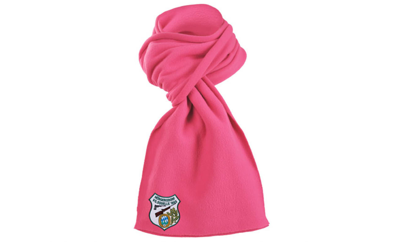 Fleece-Schals ST-905 Pink