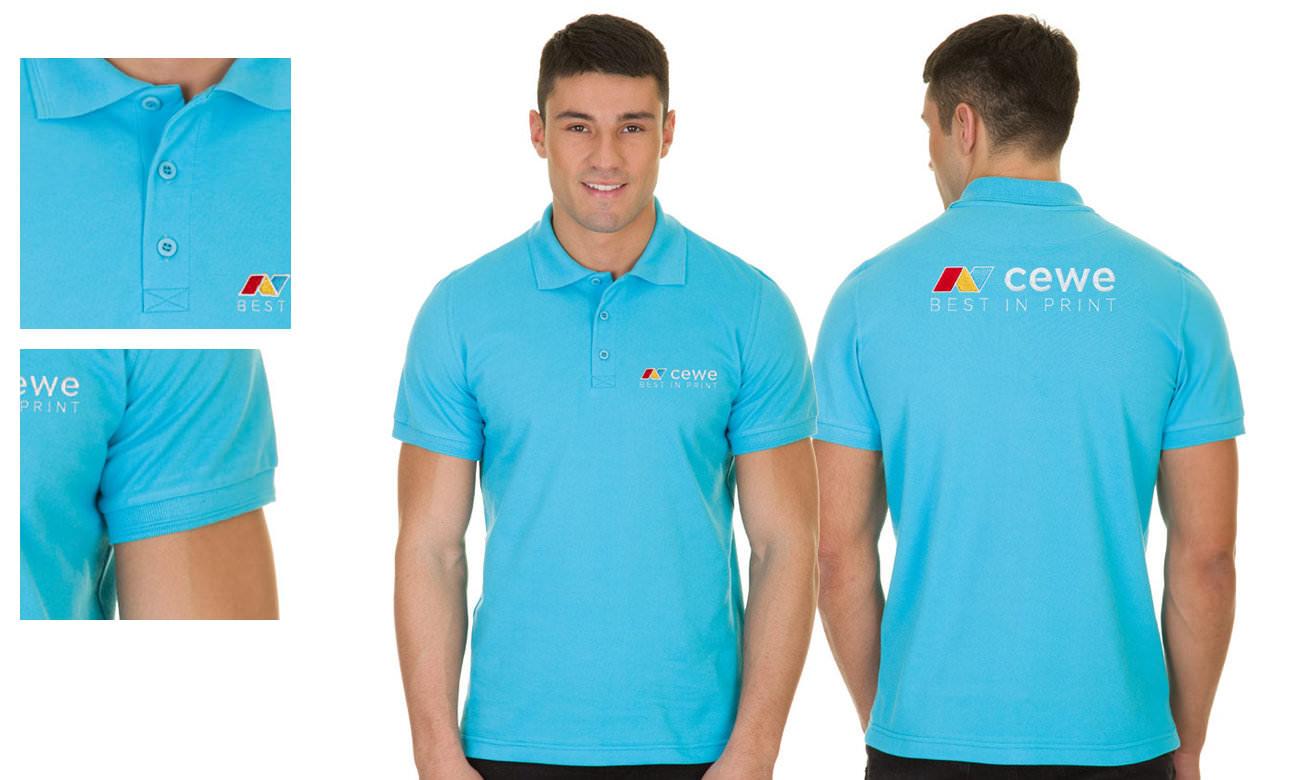 hot sale online 84498 3f0d1 Polos und Polo-Shirts besticken und bedrucken