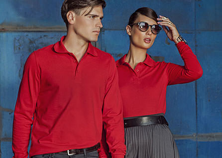 new styles 86d35 700ad Polo-Shirts beflocken - Eine gute Idee?   Stickerei Stoiber