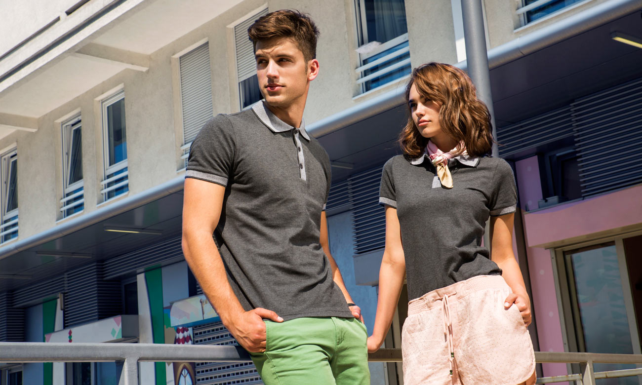 Poloshirts ST-255 Shadow Fashion
