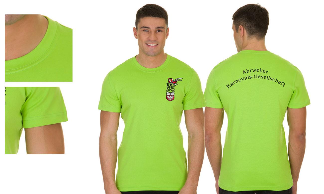 ceb7097eb96806 ... T-Shirts Standard ST-100 Apfelgrün Herren